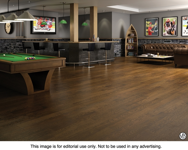 Hardwood Floors Set The Tone In Todays Contemporary Homestwo Tone