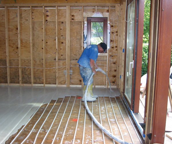 Radiant Floor Heating The Ultimate In