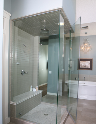 Modernize Your Bathroom With A Frameless Glass Shower